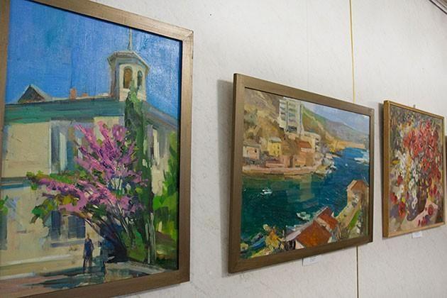 Выставка «Город, достойный поклонения»