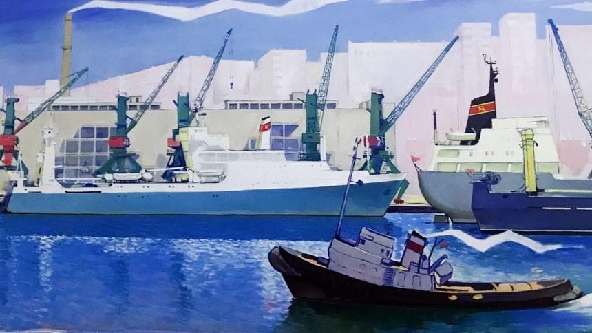 Выставка «Море жизни»