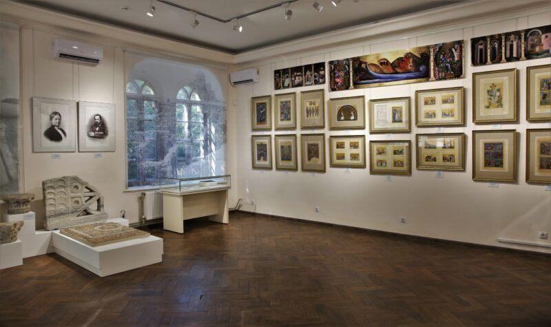 Выставка «Византийские древности графов Уваровых»