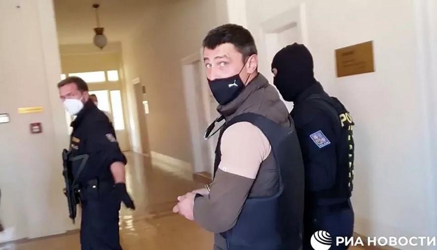 Чешский суд арестовал участника событий в Севастополе Александра Франчетти