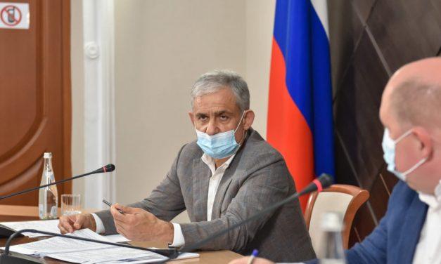 Федеральный центр обсуждает пилотные проекты застройки Севастополя