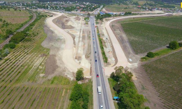 Новую ялтинскую развязку под Севастополем откроют раньше срока