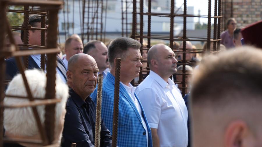 Постояльцы севастопольского «Аквамарина» смогут сочетать спа-процедуры с молитвой