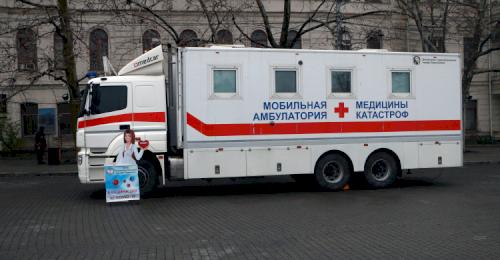 Прививку от гриппа за неделю сделали 3 700 жителей Севастополя