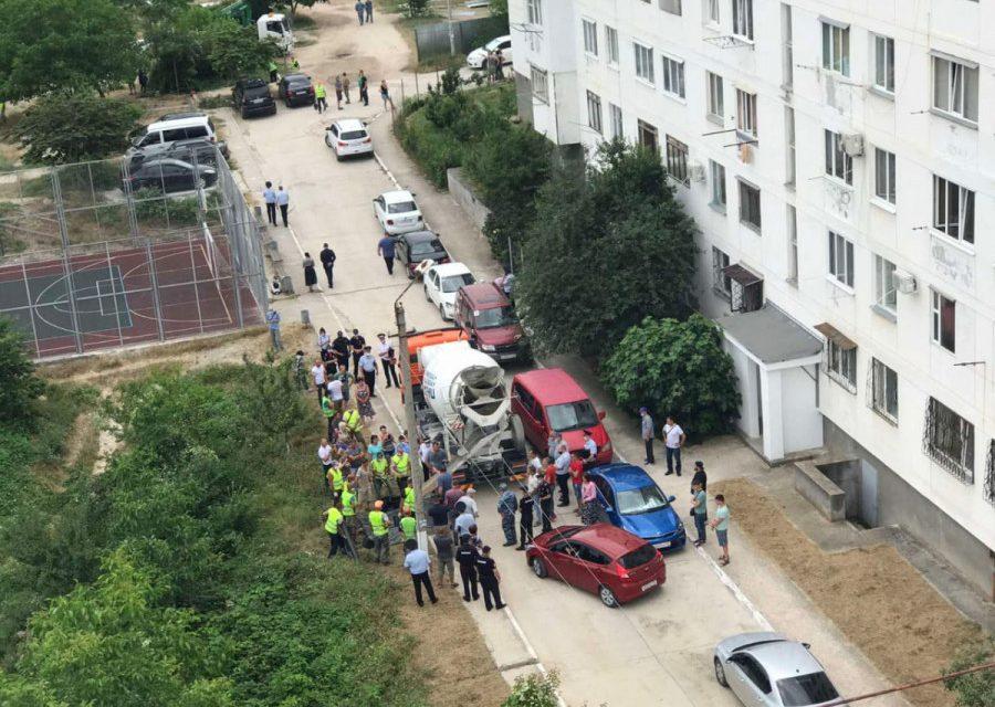 Развожаев назвал строительство «сиротского» дома на Кокчетавской точечной застройкой