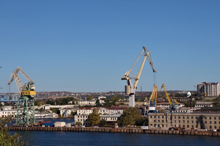 Севастопольский судостроитель стал у руля «Севморзавода»
