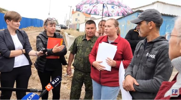 В Севастополе дали новое обещание соседям Ледового дворца