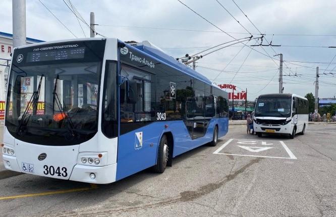 В Севастополе ищут нового перевозчика для 12-го, 120-го и ряда других маршрутов
