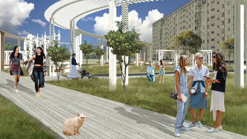 В Севастополе планируют благоустроить новые территории Херсонеса