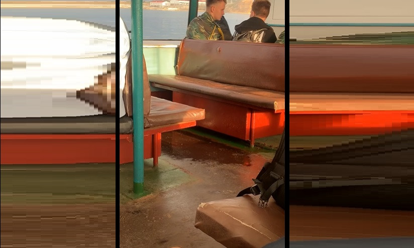 В Севастополе прохудились пассажирские катера