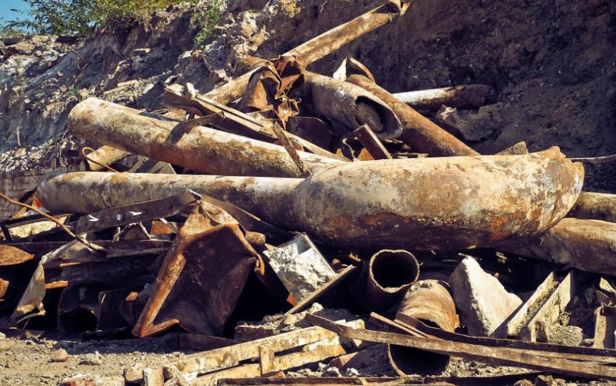 В Севастополе рекультивируют 8 гектаров мусорной свалки