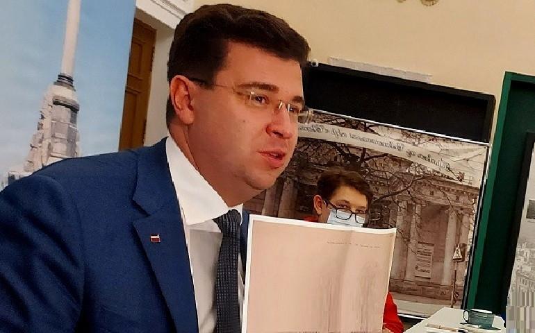 В Севастополе уволили директора Панорамы Баркова
