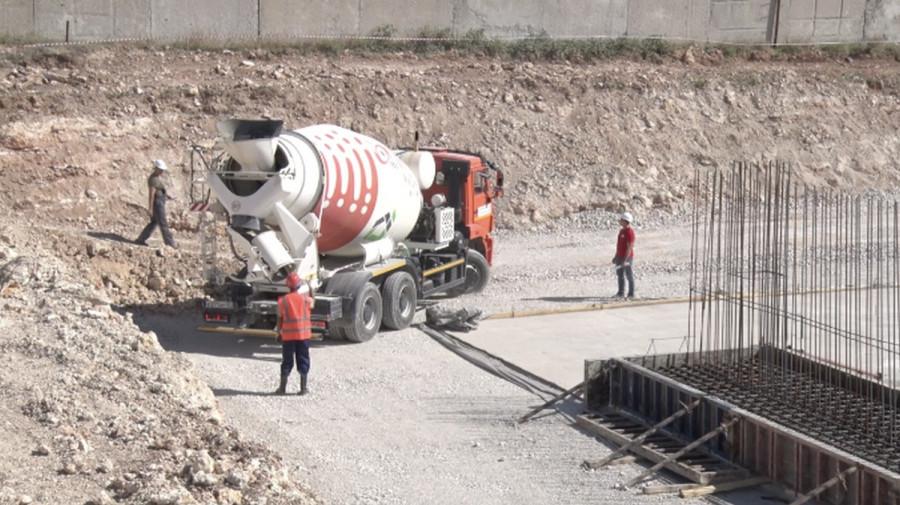 В Севастополе возобновилось строительство КОС «Южные»